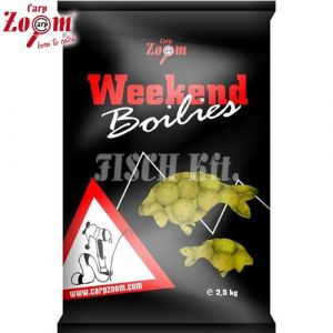 Carp Zoom Weekend Boilies - Etető bojlik - 10kg (16-20mm)