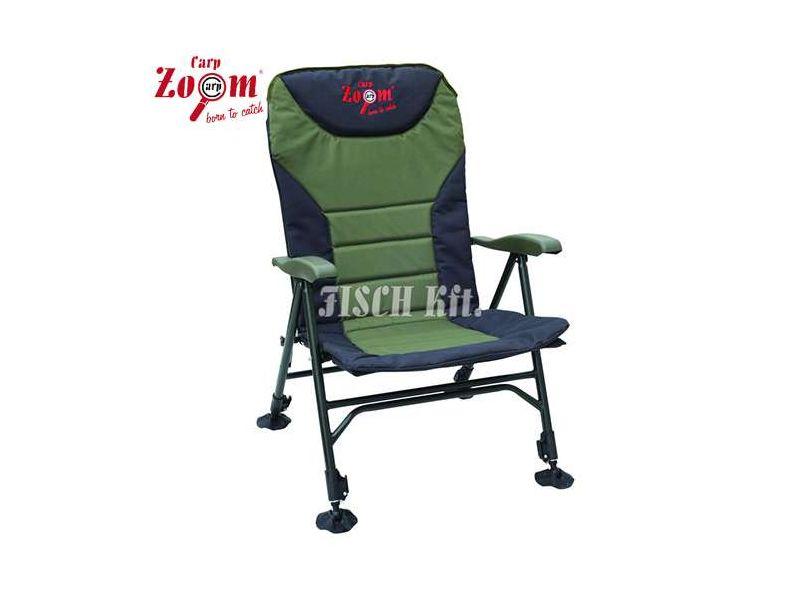 Carp Zoom Recliner komfortos horgászfotel
