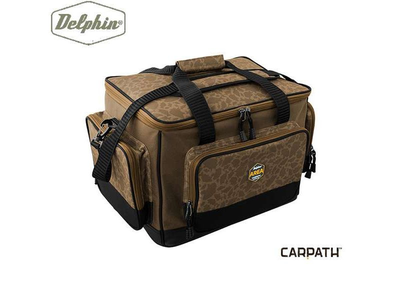 Delphin Area CARRY Carpath XL - nagy horgász táska