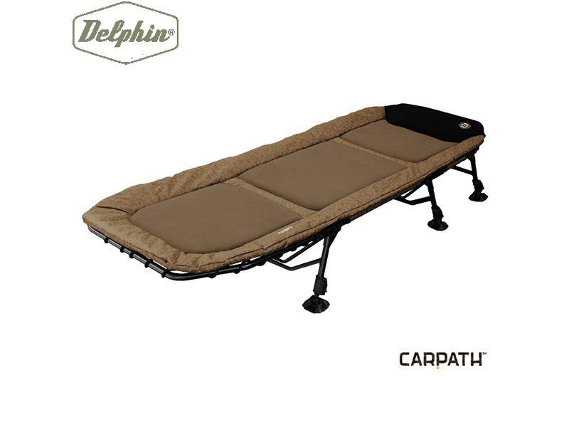 Delphin GT6 Carpath 6 lábú horgász ágy