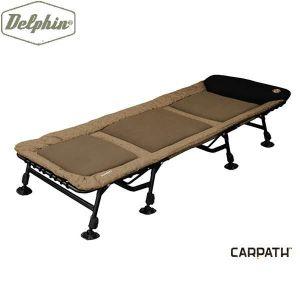 Delphin GT8 Carpath 8 lábú horgász ágy