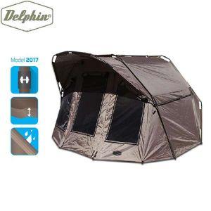 Delphin YURTA sátor 305x385x175 (3 szem)
