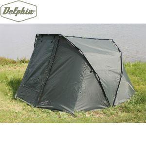 Delphin ZIPER ZONE 2 személyes sátor (290x290x155cm)