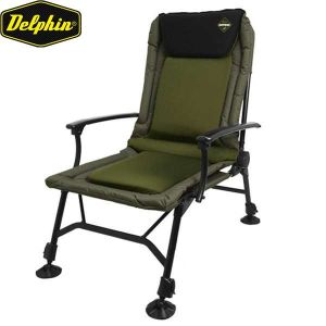 Delphin Grand Chair karfás fotel
