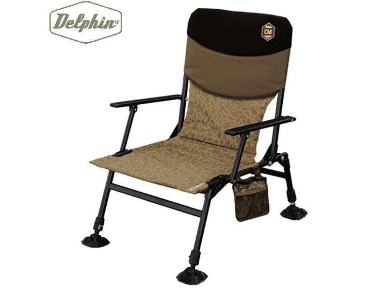 Delphin CM Carpath horgász szék