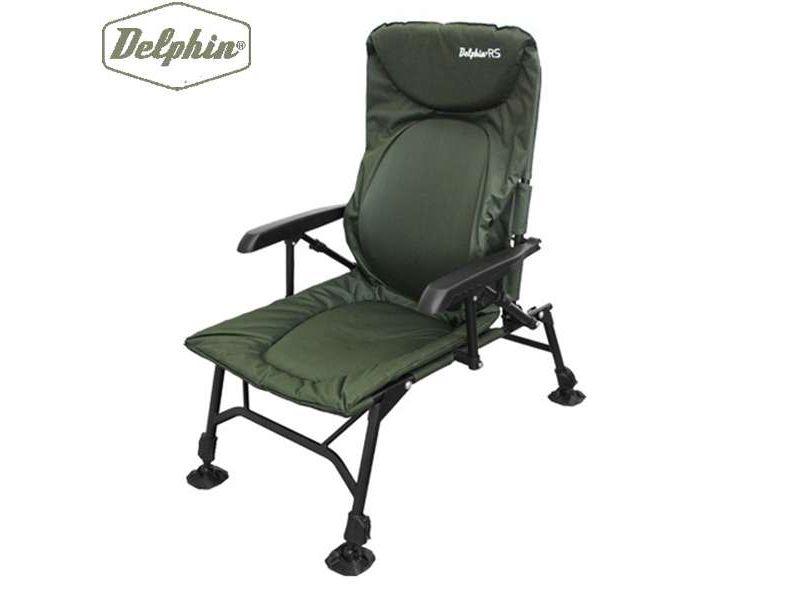 Delphin RS Horgász fotel