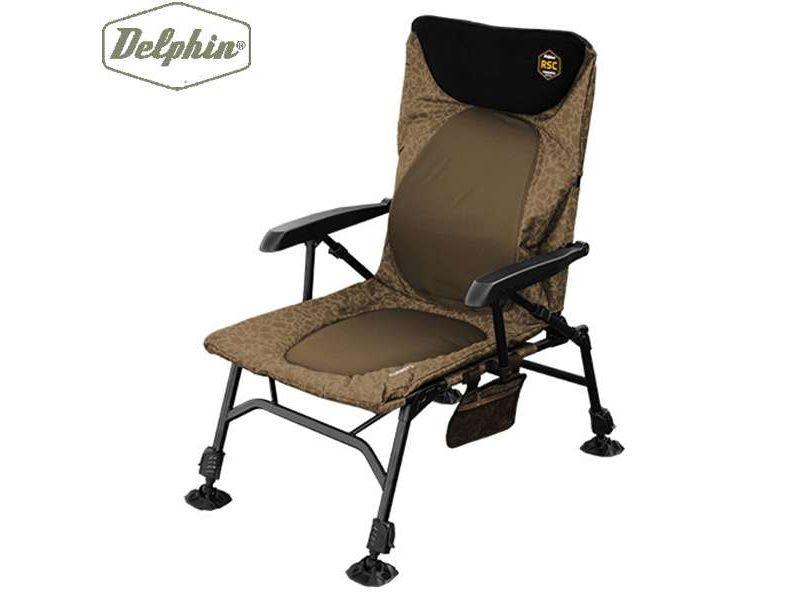 Delphin RSC Carpath karfás fotel