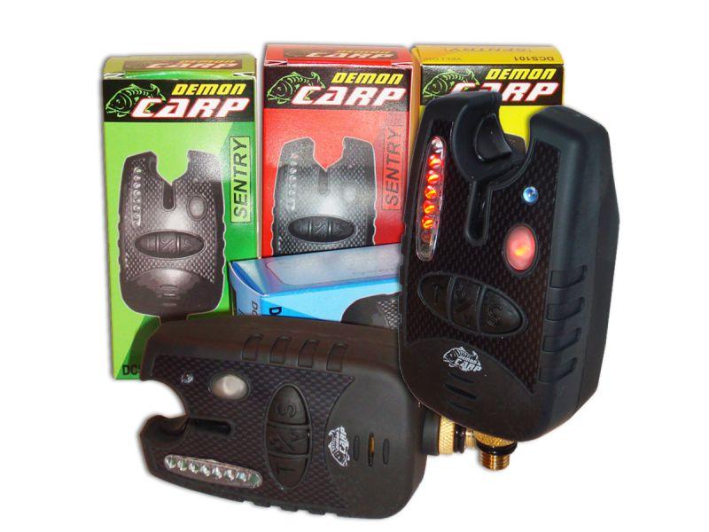 Demon Carp Sentry Digitális elektromos kapásjelző -négy szín