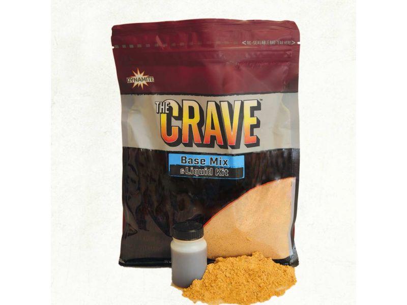 Dynamite Baits The Crave Bázis Mix (1kg)