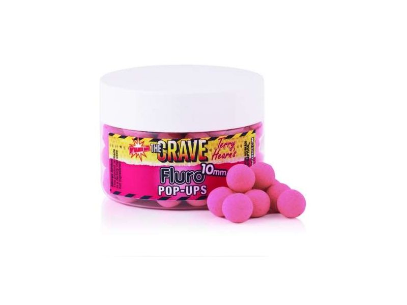 Dynamite Baits The Crave Fluoro pop-up dumbell 10mm