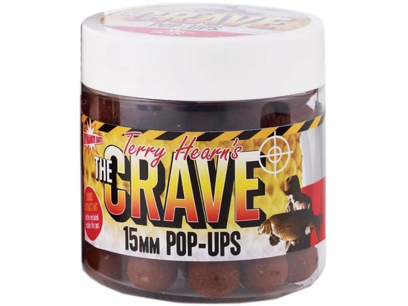 Dynamite Baits The Crave Pop-Up - 15mm
