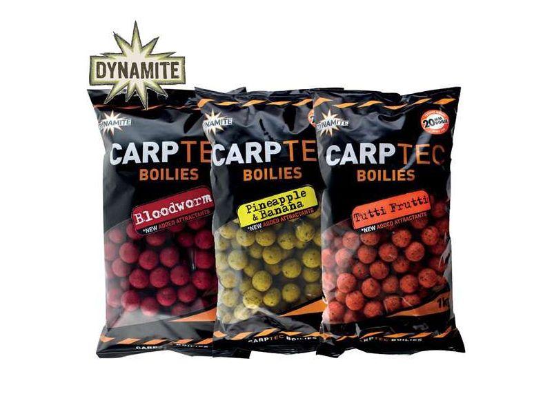 Dynamite Baits CarpTec - bojli - 1kg - 20mm