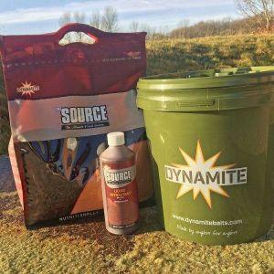 Dynamite Baits The Source Base Mix - bojli alap mix 1kg