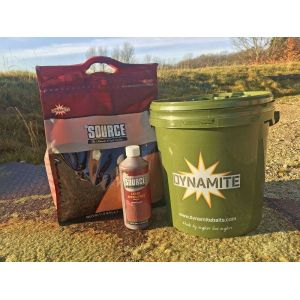 Dynamite Baits The Source Base Mix - bojli alap mix 1kg