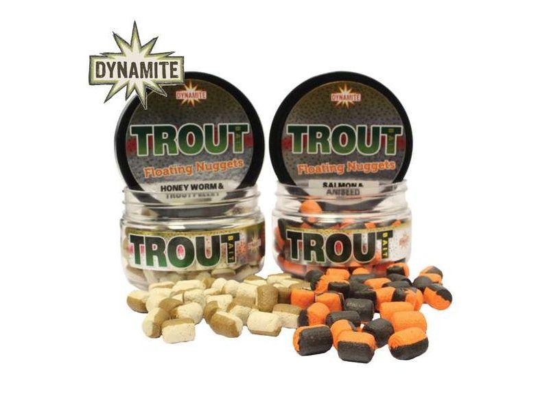 Dynamite Baits Trout Floating Nuggets horogcsali
