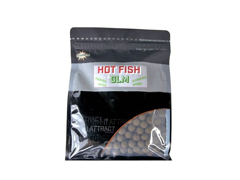 Dynamite Baits Hot Fish & GLM bojli 20mm 1kg