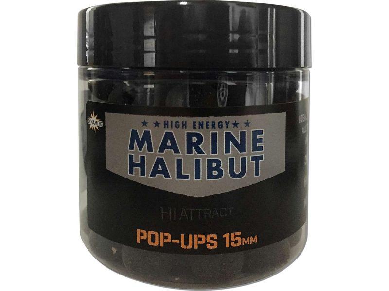Dynamite Baits Marine Halibut bojli 15mm pop-up