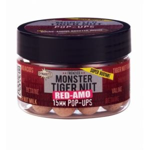 Dynamite Baits Monster Tigernut Red-Amo Pop-Up - 15mm