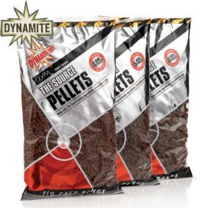 Dynamite Baits The Source Pelletek 900g