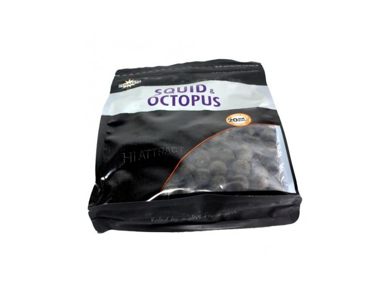 Dynamite Baits Squid Octopus bojli 15mm 1kg