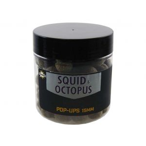 Dynamite Baits Squid Octopus bojli 15mm pop-up