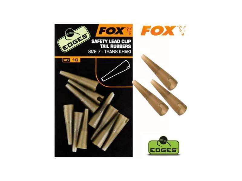 Fox Edges Gumikúp Biztonsági Ólomkapocsra