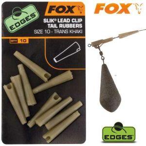 Fox Edges Gumikúp Slik Biztonsági Ólomkapocsra