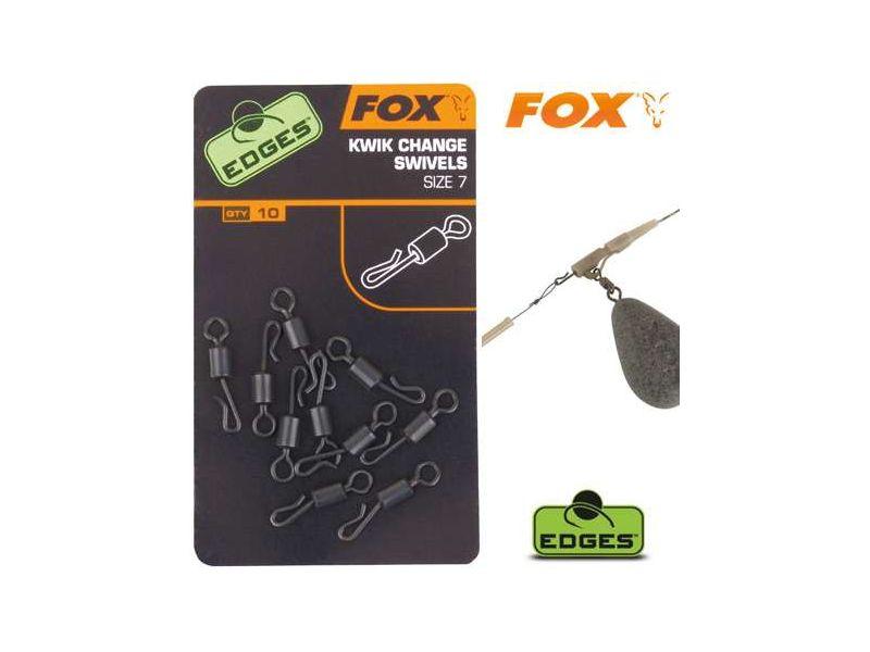 Fox Edges Gyorskapcsos Forgó