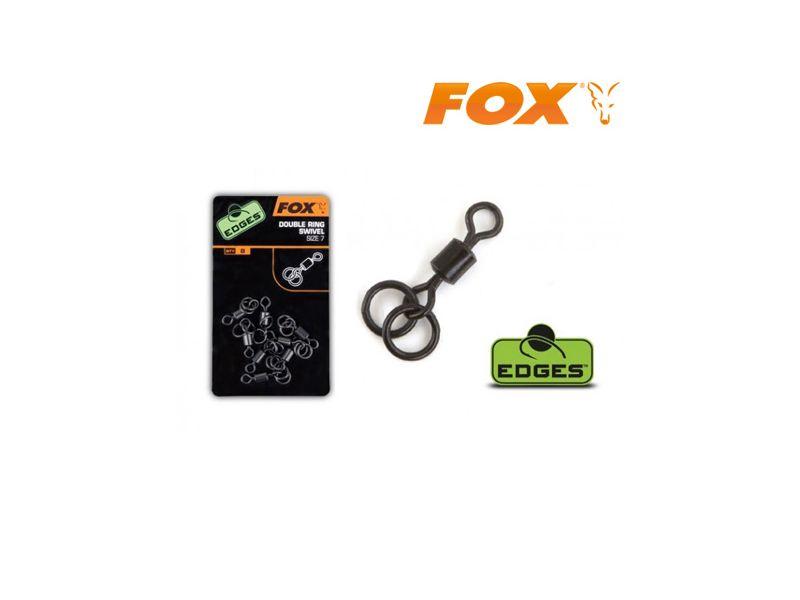 Fox Edges Dupla karikás Forgó