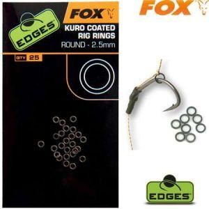 Fox Edges Kuro O Ring - Acél Karika