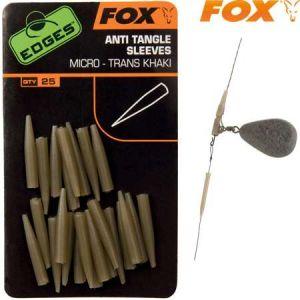Fox Edges Anti-tangle Sleeve Micro - Gubancgátló Gumihüvely