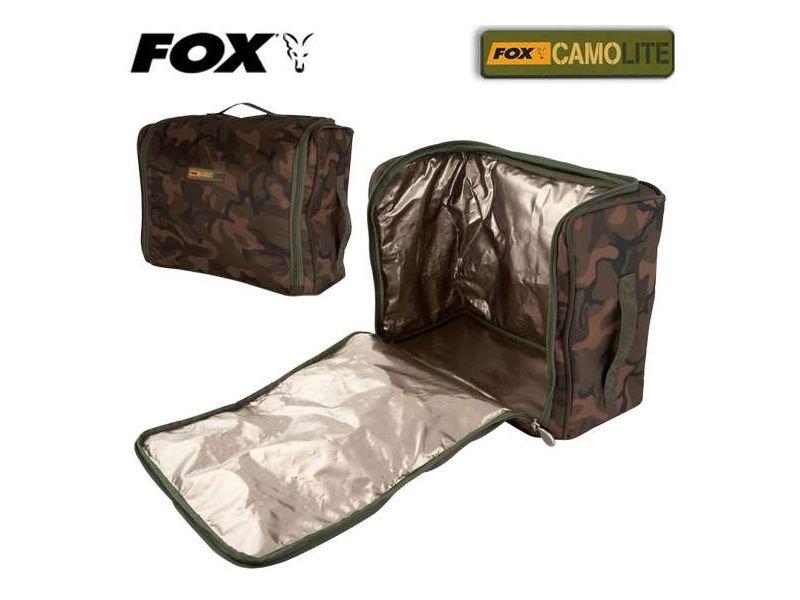 Fox Camolite Coolbag Large - Nagy hűtőtáska (40x30x20cm)