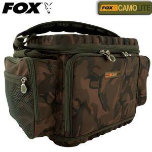 Fox Camolite Barrow Bag - merev fedelű táska (57x31x35cm)