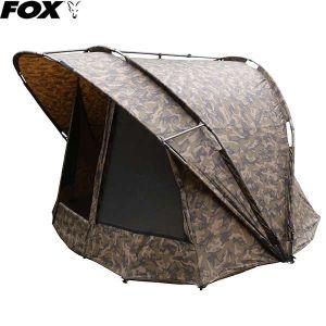 Fox R Series 1 Man XL Camo 1 személyes sátor belső fülkével