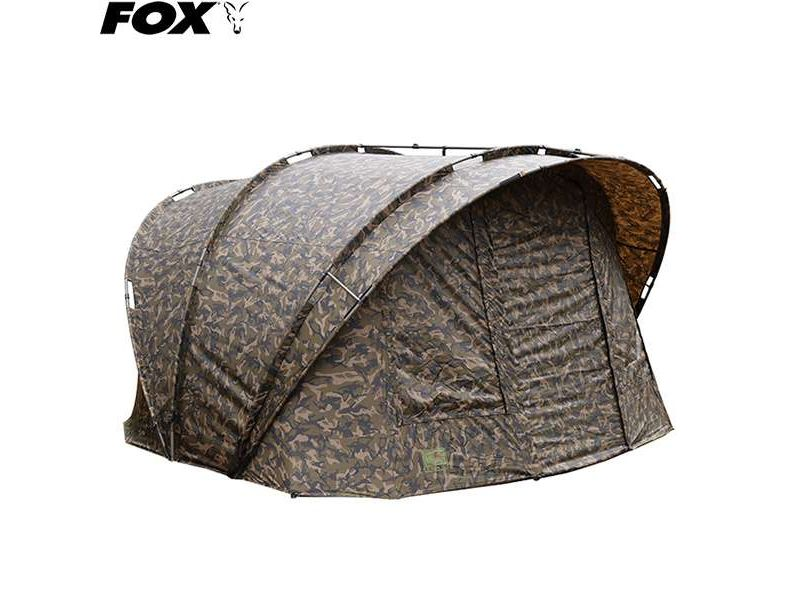 Fox R Series 2 Man XL Camo 2 személyes sátor belső kupolával