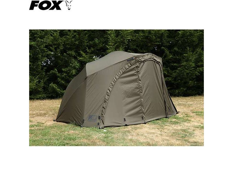 Fox R-Series Brolly System - sátras ernyő - 2,6m