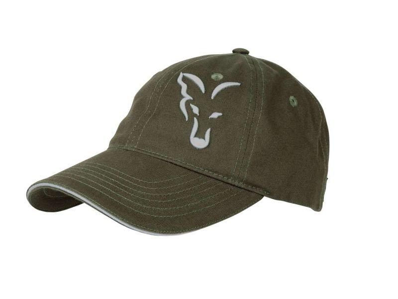 Fox Green/Silver Trucker Baseball Cap - sapka