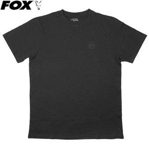 Fox Chunk Classic Grey Marl T-Shirt - XL - szürke környakú p