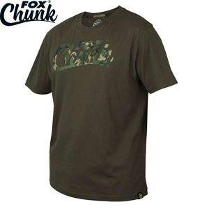 Fox Chunk Khaki/CamoT-Shirt - rövid ujjú póló