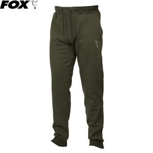 Fox Collection Green & Silver Joggers - melegítő nadrág