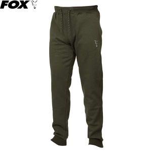 Fox Collection Green & Silver Joggers - melegítő nadrág