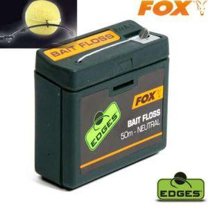 Fox Edges Bait Floss Neutral - Csalizó Selyem