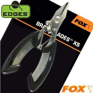 Fox Edges Carp Braid Blades XS - Zsinórvágó Olló