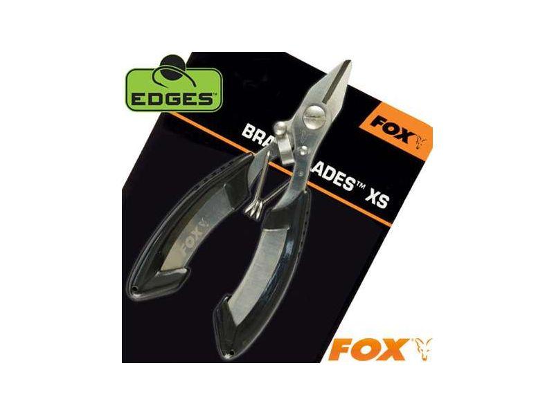 Fox Edges Carp Braid Blades XS - Zsinórvágó Olló