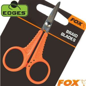 Fox Edges Braid Blades - Zsinórvágó Olló