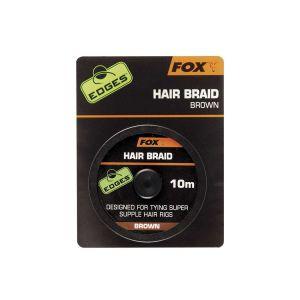 Fox Edges Hair Braid - Hajszálelőke Zsinór