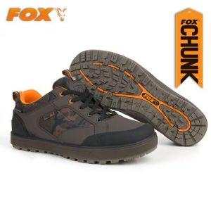 Fox Chunk Camo Trainers - Félcipő