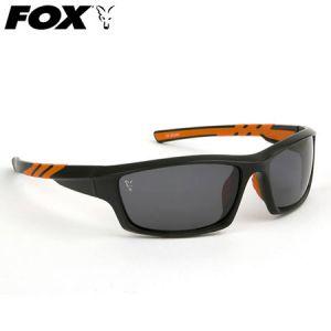 Fox Black/Orange napszemüveg - szürke lencse