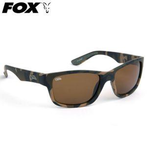 Fox Chunk Camo Napszemüveg barna lencsével