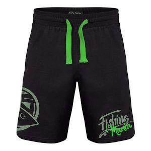 HS Fishing Mania Green - rövid szabadidő nadrág